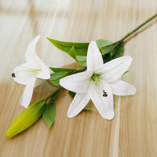 手工百合花制作方法是什么?